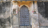 The Gate of an old Village Fort